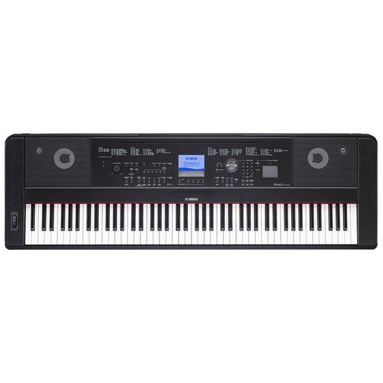Piano Digital Yamaha DGX-660B - Com Fonte e Pedal