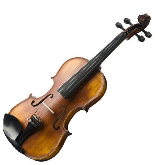 Violino 4/4 Michael Ébano Series VNM49 Com Estojo